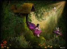 Brielle's enchanted forest
