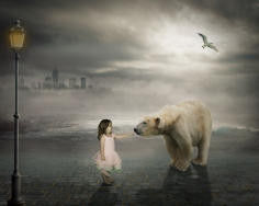 ESME AND THE POLAR BEAR