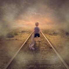 Van railway tracks